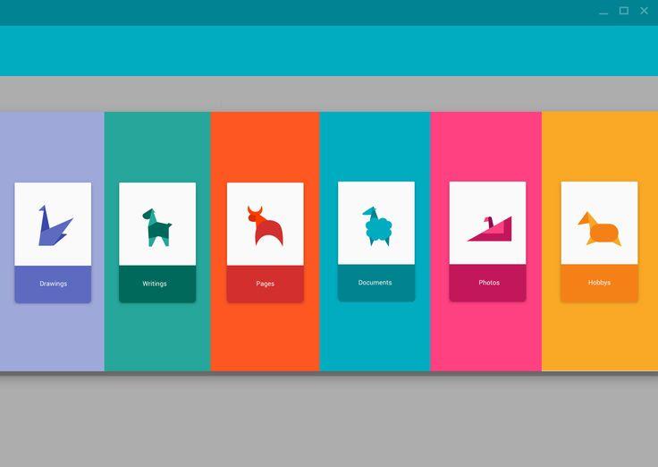 Flat animal icons - by Marta Olszewska