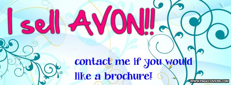 Avon Pictures for Facebook | Sell Avon Facebook Cover