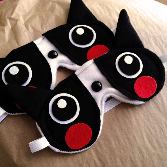 Curious CAT Sleep Mask Kitty Sleepmask