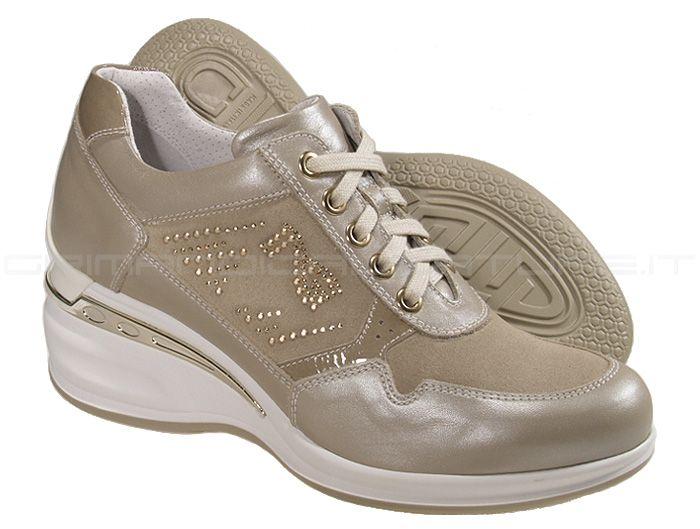 Nero Giardini scarpe con zeppa P410151D PE2014