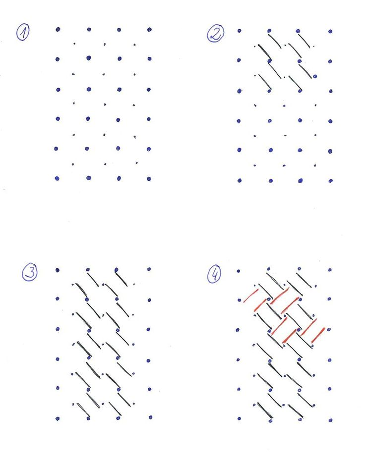 How to draw Celtic Knots 01 by SecondGoddess.deviantart.com on @deviantART
