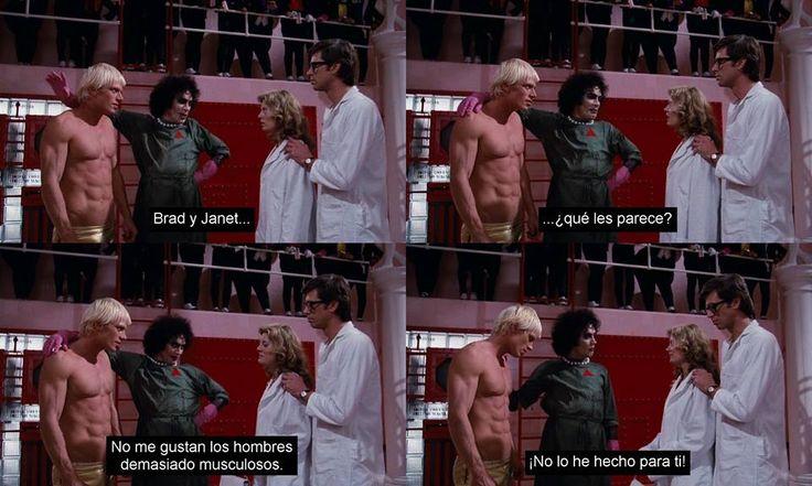 The Rocky Horror Picture Show (1975), dir. Jim Sharman