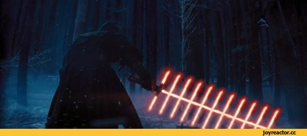 star wars,фэндомы,star wars The Force Awakens,Crossguard lightsaber,удалённое