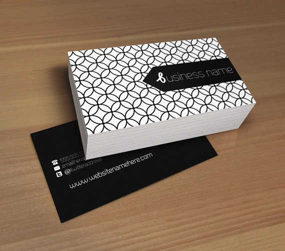 Best 25 Double Sided Business Cards ideas on Pinterest