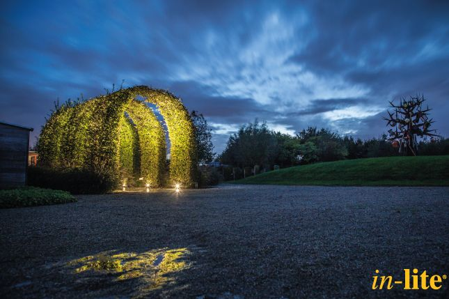 Tuinverlichting | BIG SCOPE NARROW | Groen | Tuin | Buitenspot | De Tuinen van Appeltern | Outdoor Lighting