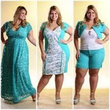 Resultado de imagen para moda verao plus size