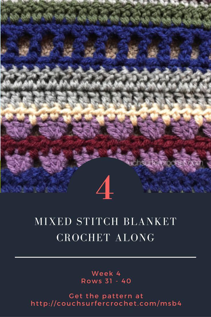 39 besten Crochet Patterns by Couch Surfer Crochet Bilder auf ...