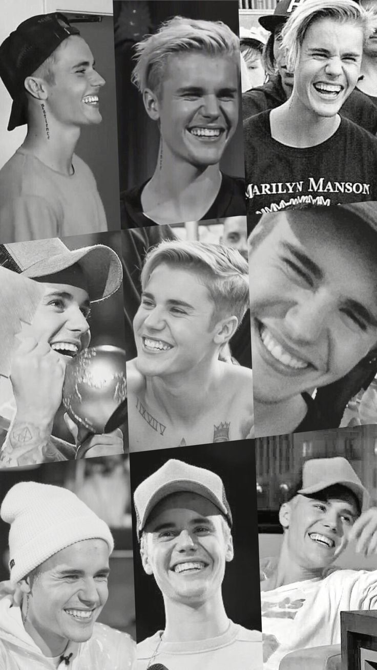 I always want to see that big smile if I ever meet him (which will never happen) I just want too see him smile and be happy