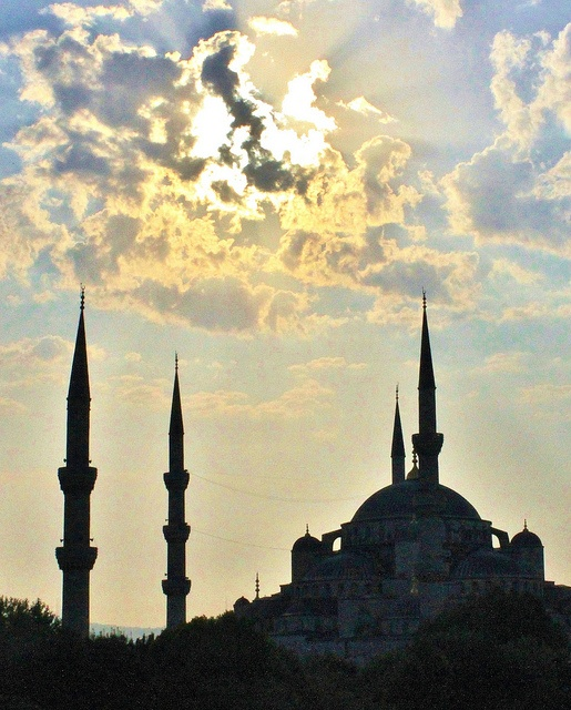 Istanbul: Blue Mosque | Flickr - Photo Sharing!
