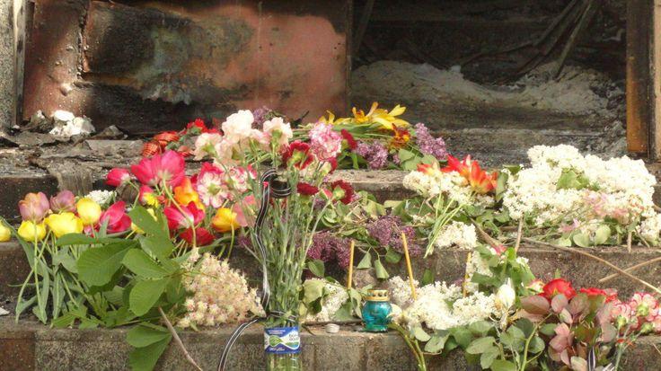 Третья годовщина Мариупольской трагедии