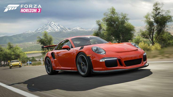 Forza Horizon 3 Porsche Car Pack Starts Six-Year Partnership Between Microsoft And Porsche