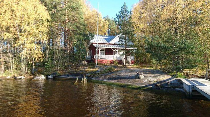 Kalasaaren paviljonki, Lake Päijänne, Finland