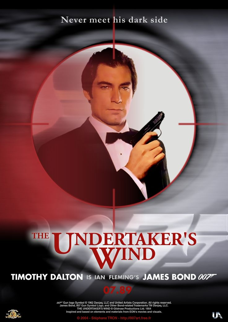 The Undertaker S Wind Teaser 1 A Fleming S Working Title For