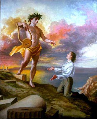 Mitologia Grega: Mito: Apolo deus da luz fisica e espiritual