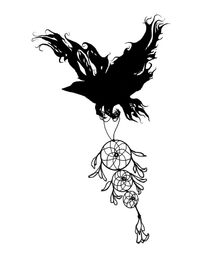 Mike's looking for a Raven tattoo...thought I'd pin a few I like =)