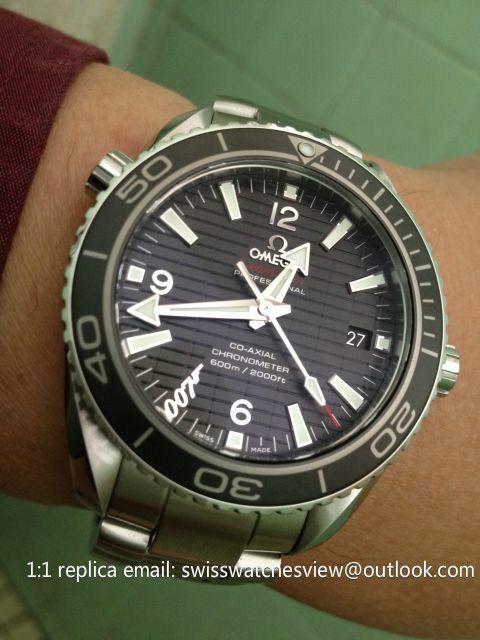 Omega Seamaster Planet Ocean james bond 007 Skyfall Edition Omega Seamaster Planet Ocean james bond 007 Skyfall Edition [Skyfall Edition] - $297.00 : Chanel j12 White/black Ceramic Watches Price List