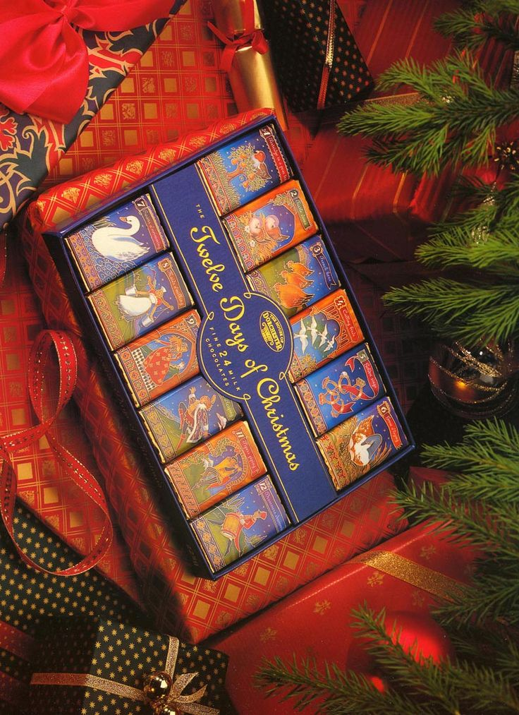 126 Best Images About Vintage Luxury Chocolate Boxes On