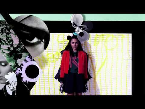 Kenzo Pre-Fall 2012 by Quentin Jones