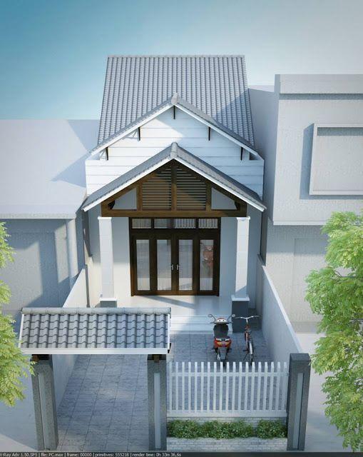 Mẫu Thi công xây nhà cấp 4 mái thái 5x18m mặt tiền 5m sâu 18m được thiết kế theo kiến trúc mái thái hiện đại 3 phòng ngủ cho gia đình chị Hồng Ngọctrên khu đất 5×24 ở thị xã Cai Lậytỉnh Tiền Giang. Cũng như các mẫu nhà cấp 4 mái thái đẹp từ …