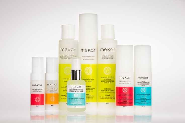 La gamme #Mekar/ Mekar propuct range