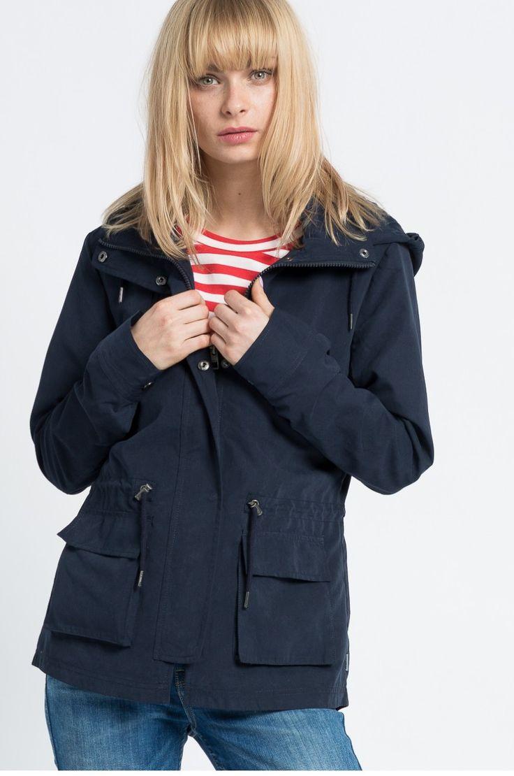 Куртки, пальто и плащи Длинные куртки  - Only - Парка