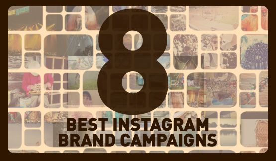 A look at creative brand campaigns using Instagram. #Instagram #InstagramCampaigns