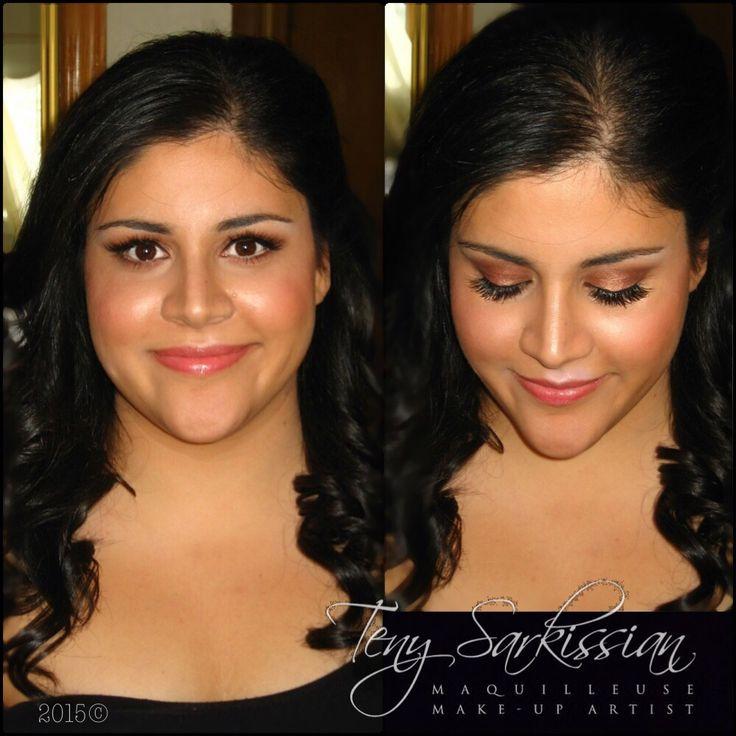 Bridesmaid makeup  Makeup by Teny Sarkissian Makeup artist  https://www.facebook.com/TenySarkissianMakeupArtist