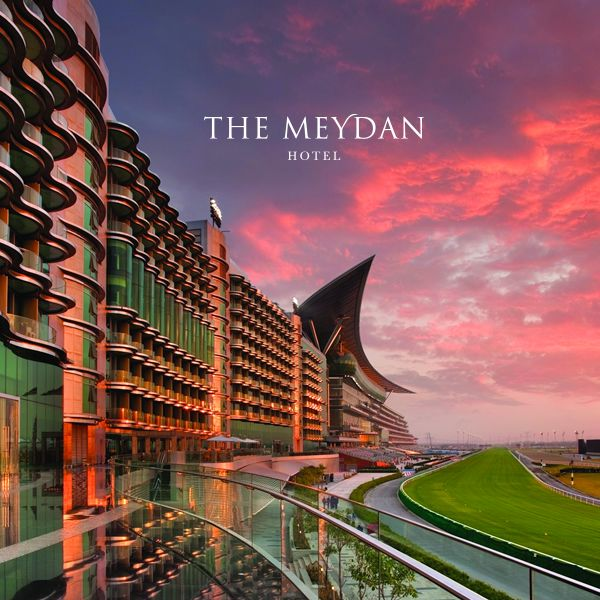 The Meydan Hotel - exterior shot