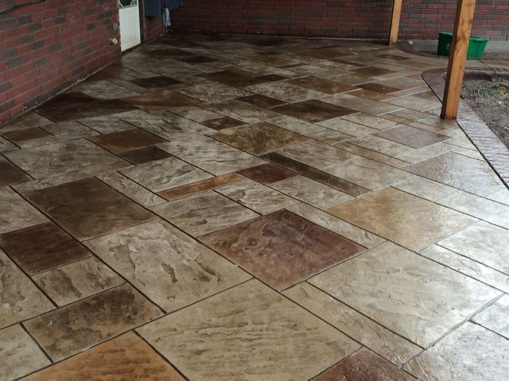 31 best stamped concrete images on pinterest stamped concrete