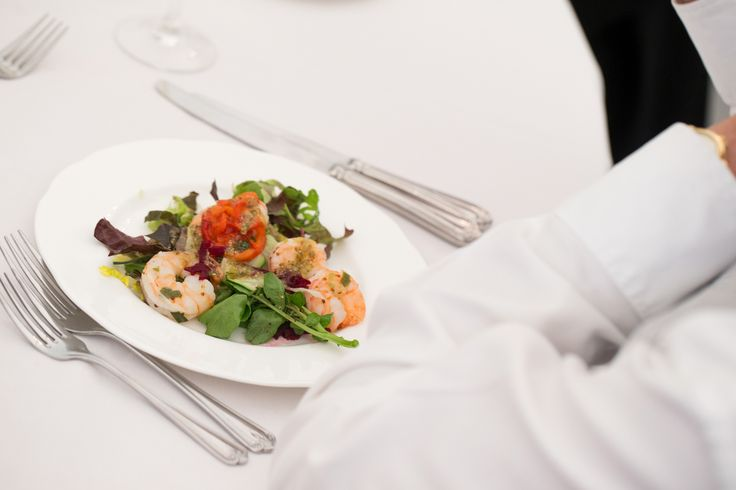 Five star dining comes as standard