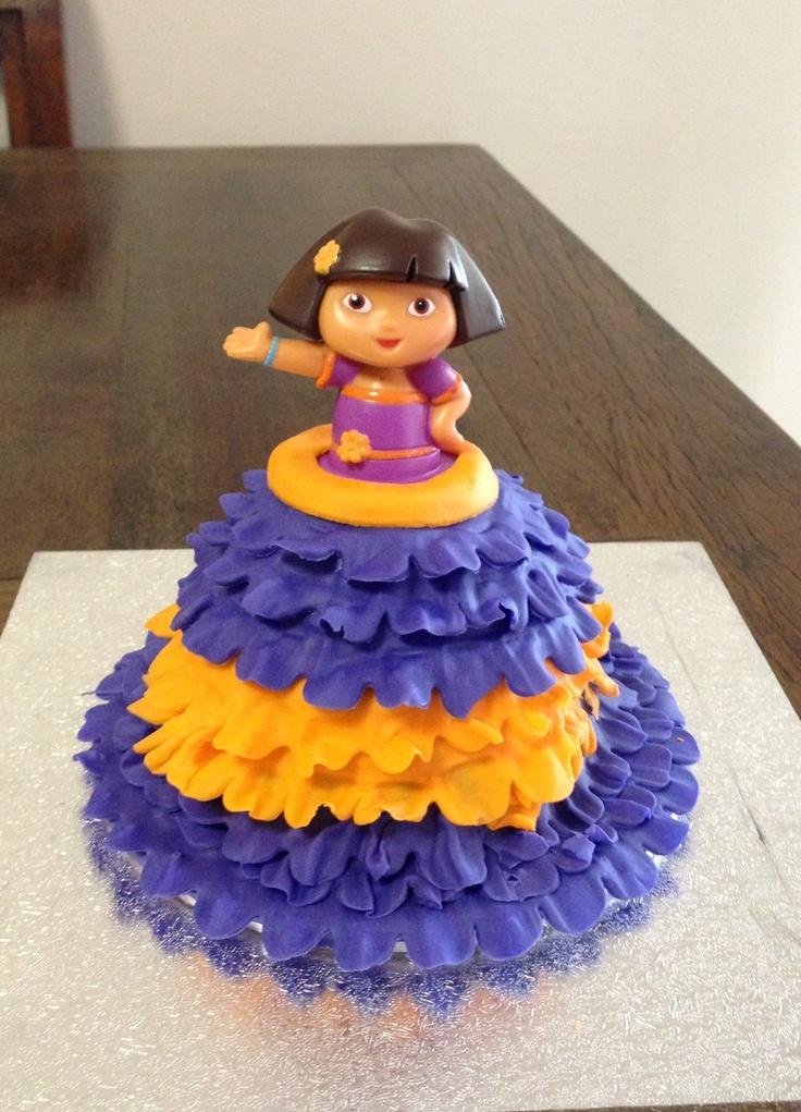 Best Cake Recipe For Dolly Varden Tin