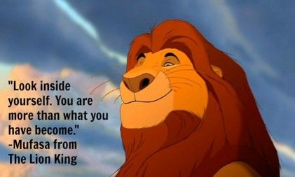 Inspiring quotes from Disney films: http://di.sn/t7C