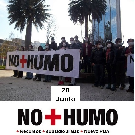 Sumate 20 de Junio usa mascarilla y firma por no mas Humo en Temuco #terremotonegro #nomashumotemuco pic.twitter.com/KBJDoUunfD