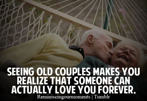 True love to the end....