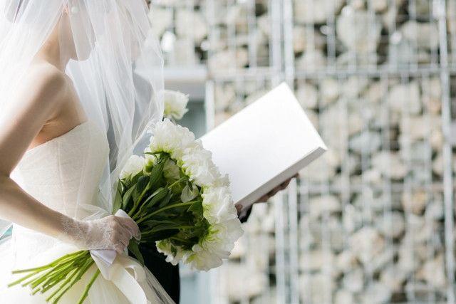 stunning wedding⑥挙式【指輪交換&誓いのキス】|ステキbride*Stunning Wedding*