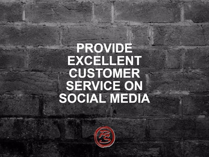 Even though you are not dealing face to face with customers on social media, consumers are still looking for outstanding customer service when purchasing online    #RockSM #SocialMedia #CustomerService #CustomerSatisfaction #OnlineShopping