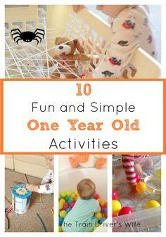 10 einjährige Aktivitäten