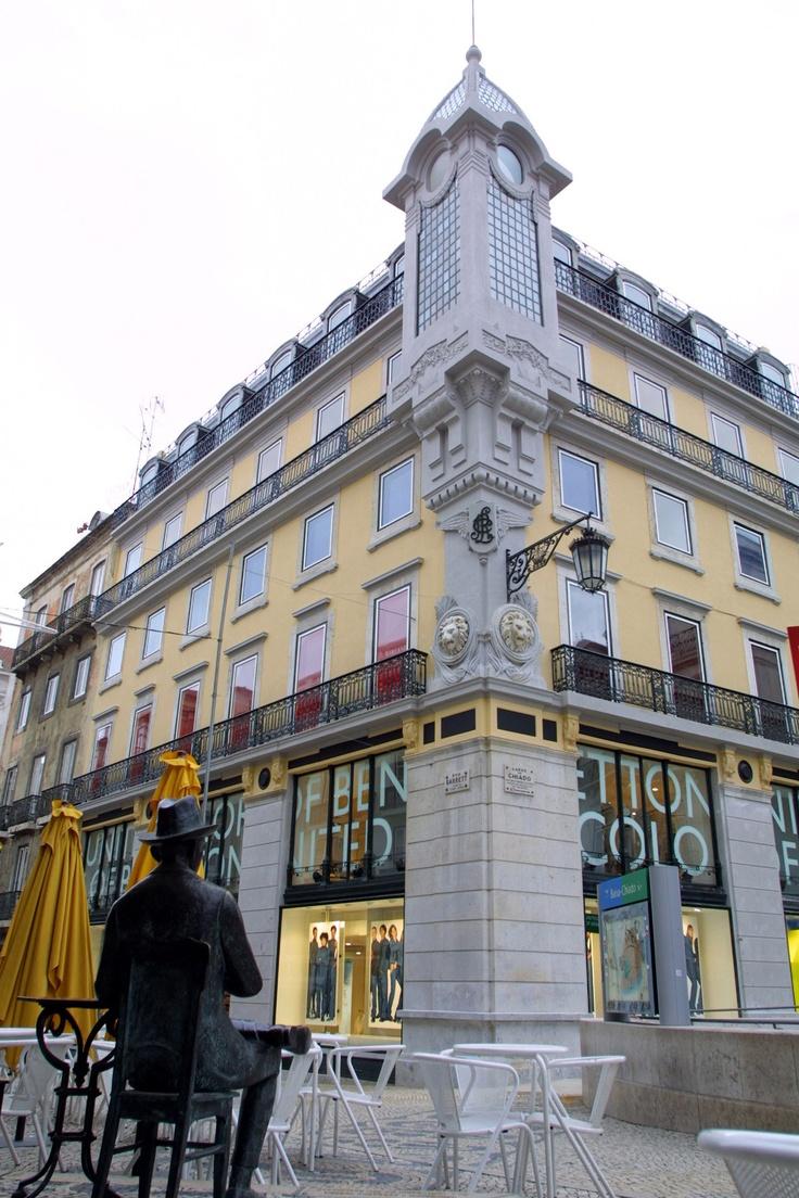 Pessoa, Chiado, Lisboa (PT)