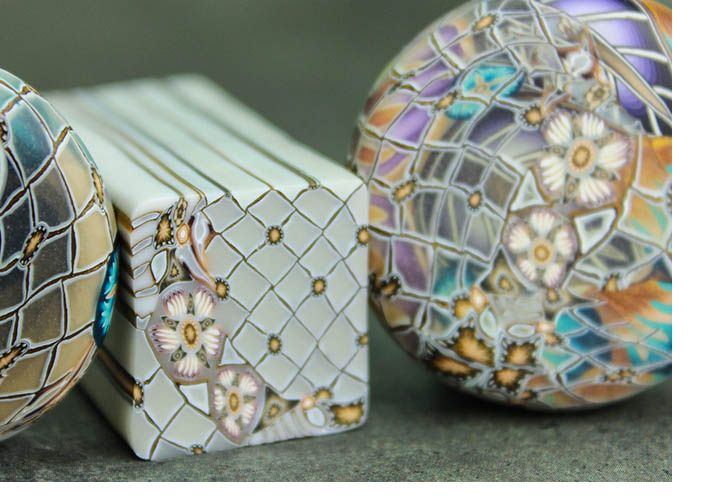 Clearly Layered | The Daily Polymer Arts Blog
