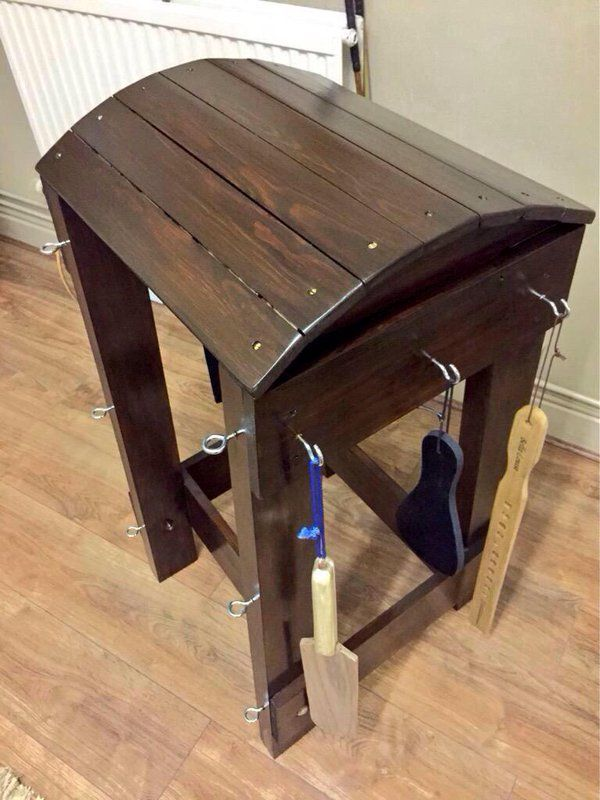 Spanking Bench Seductive Bdsm Lupanar And Become