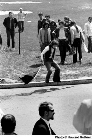 shootings at kent state university essay This we know: a chronology of the shootings at kent state, may 1970 - ebook (9781612776743) by carole a barbato, laura l davis, mark f seeman.