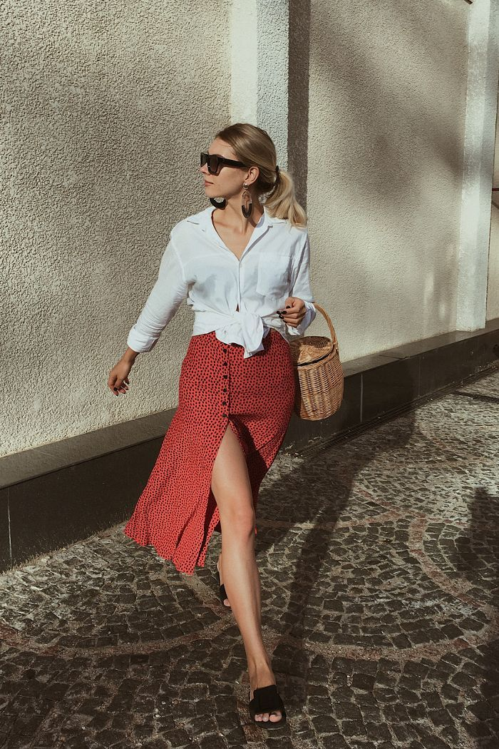 The One Skirt Trend Our Readers Can't Quit 7