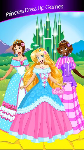 Every girl dreams to become a princess, to wear luxurious dresses and to live in beautiful castle with amazing royal gardens. If you are one of them, download free Princess Dress Up Games app and experience your best fairy tale. This fantastic princess dr