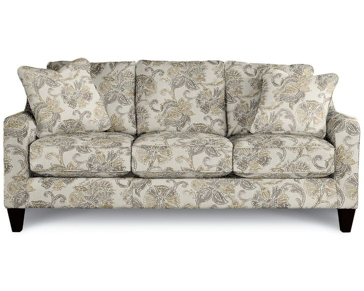 Casual comfort at its finest! The Talbot Sofa is clean and informal - optional pillow accents, contrasting welt and nail head trim are also available to help you create the look that's right for you. La-Z-Boy quality construction offers countless hours of durability and comfort.<br /><br />