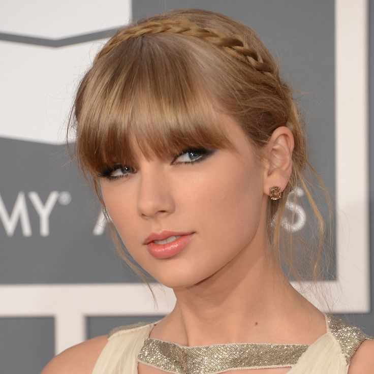 Grammys Beauty Taylor Swift Does A Milkmaid Braid