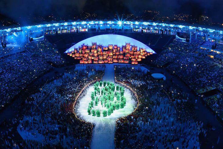 La cerimonia di apertura di Rio 2016 - Il Post