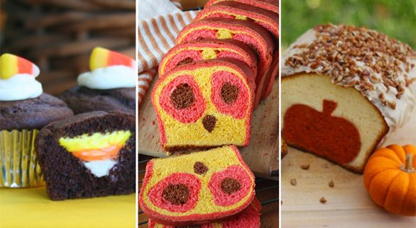 15 Most Awesome Reveal Treats | Rock UR Party Recipes
