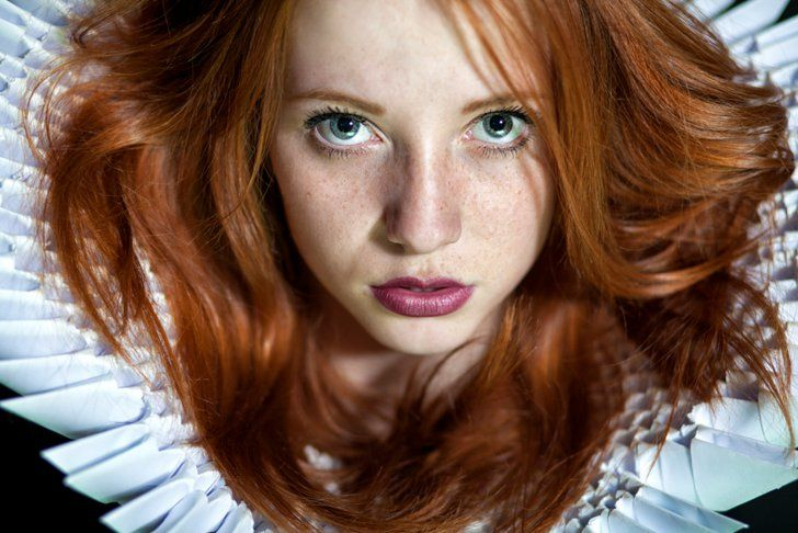 Pin for Later: These Photos Will Make You Envious of Your Redhead Girlfriend