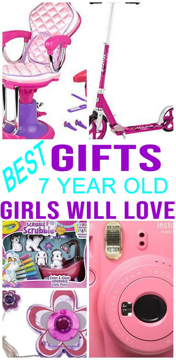 Grab The Best Gifts 7 Year Old Girls Will Love Most Popular And Trendy 7 Christmas Presents For 7 Year Olds Birthday Gifts For Teens Christmas Toys For Girls