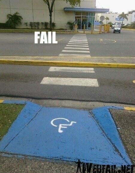 Proof that the planners are usually idiots without a clue.....